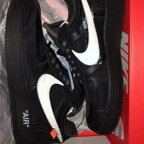 Offwhite X Nike Air Force Low Size 12